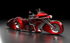fantastic collection of future motorcycles