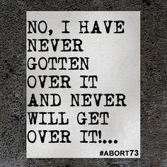 Abortion Quotes Endearing This Abortion Story Came To Abort73 Through Our Online Submission . Design Ideas