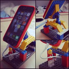 lego iphone dock YAAAS
