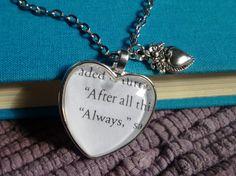 Harry Potter Necklace - Always