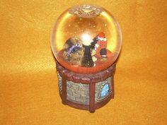 snow globe harry potter and friends  ...