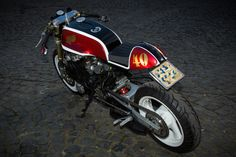 Honda CBX750 Cafe Racer by Puzzle Garage #motorcycles #caferacer #motos   caferacerpasion.com