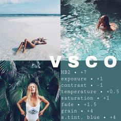 Vsco filter pics editor vsco filter, photo editing vsco и vs Photography Filters, Photography Editing, Creative Photography, Sea Photography, Photography Books, Photography Composition, Iphone Photography, Freelance Photography, Summer Photography