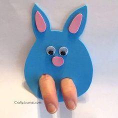 10 Ideas para Hacer Marionetas de Dedos con Papel ¡Ideal para tus Niñ@s!