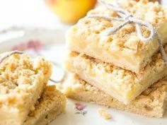 Lieblingsobst vom Blech! Knuspriger Streuselkuchen mit Äpfeln