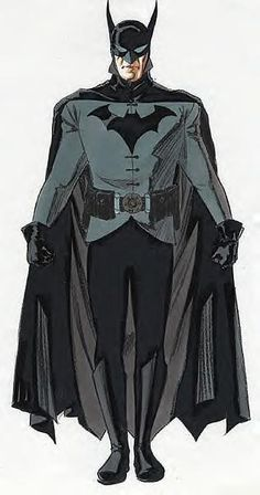 More Concept Art showing off Darren Aronofsky's Batman movie that never was. This may be my favorite of the bunch. Would love to see a Batman reboot in this style.