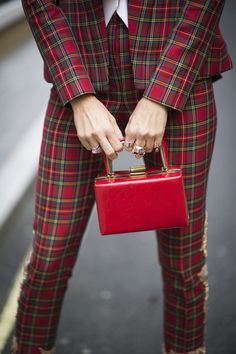 Updated! All the Best Bags and Shoes From Day 3 of MFW: After New York Fashion Week, we think we've seen it all — every jaw-dropping shoe and every flashy statement clutch.