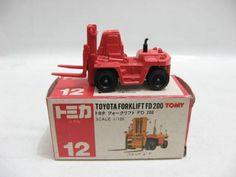 Tomica Forklift