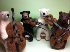 Bear quartet