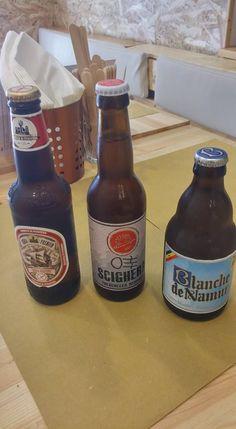 Da oggi #birra senza glutine e nuovi arrivi come la Blanche de Namur e la Scighera del Birrificio Artigianale Menaresta.....Vi aspettiamo.