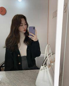 Cute Korean Girl, Who Runs The World, Girl Crushes, Kpop Girls, My Eyes, Photo And Video, Female, Instagram Posts, Twitter