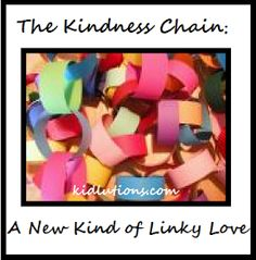 """Spin-Doctor Parenting"": The Kindness Chain: A New Kind of Linky Love!"