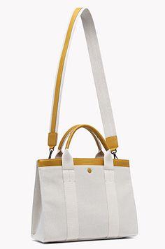 Lope pattern rustic tote bag