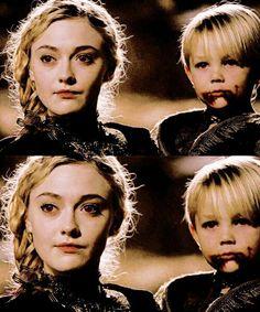 Jane the Volturi vampire and immortal vampire child