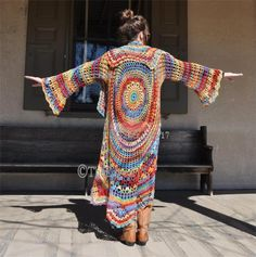 Bohemian Sweater - Gypsy that Remains