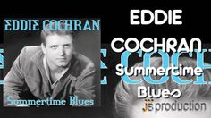 Today 3-26 in 1958, the amazing Eddie Cochran records his next hit song 'Summertime Blues.' It's been covered by many artists through the years from The Who to Alan Jackson.