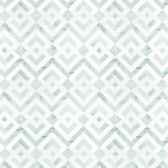 #bldgproductoftheday Signet Parquet Solid Mosaic from Waterworks; this design is gorgeous, cool and subtle, and lends itself to many styles. It would be an excellent feature in a luxe bathroom, either as floor tile or wall/backsplash.