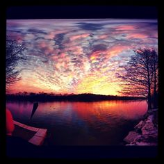 Sunset @ Lady Bird #instagram #austin