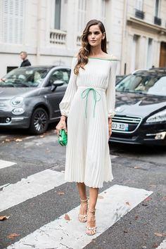 Модные и стильные образы весна-лето 2018: лучшие весенне-летние луки, тенденции, примеры, фото | GlamAdvice