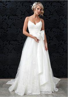 southern wedding dress <3