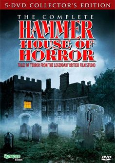 Hammer House of Horror - Pierce Brosnan, Peter Cushing, Denholm Elliott in 'The Complete Series: Collector's Edition'