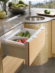 """Find out additional information on """"outdoor kitchen appliances tiny house"""". Take a look at our web site. Living At Home, Tiny Living, Beautiful Kitchens, Cool Kitchens, Kitchen Organization Pantry, Kitchen Storage, Hawaii Homes, Refrigerator Freezer, Rustic Kitchen"""