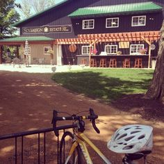 It's a beautiful day for a bike ride! #Minnesota has more than 4,000 paved trails to choose from, and some, like the Dakota Regional Trail, even have wineries along the way. #biking #Minnesota #summer #wineries #wine #OnlyinMN