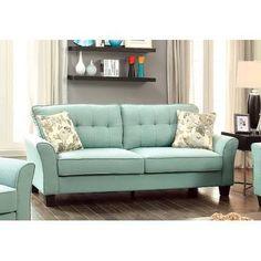 Seafoam Green Leather Sofa   Google Search