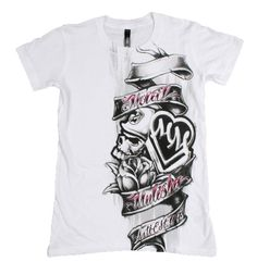 Metal Mulisha Airbrush Anti- Establishment 1999 Juniors Shirt a61d2741a35