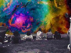 LSD. Trippy. Art.