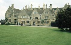 Barnwell Manor is the historic former home of the Duke and Duchess of Gloucester. It is located by the village of Barnwell, near Oundle, Northamptonshire in England.  It is a 40-room Grade II eighteenth century manor house, with origins dating to 1586.  The estate was granted to the Montagu family in 1540 by King Henry VIII, and they kept it until 1913.In 1938, the Duke of Gloucester bought the Manor and lived there with his wife who was the daughter of the Duke of Buccleuch