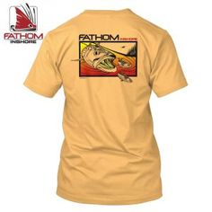 Fathom Short Sleeve Tshirt