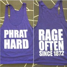 Srat Hard, Rage Often since 1893 for AXiD