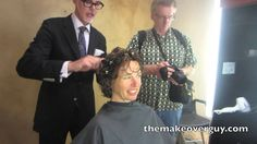 "MAKEOVER: Frizzy Hair Be Gone, by Christopher Hopkins, ""The Makeover Guy®"""