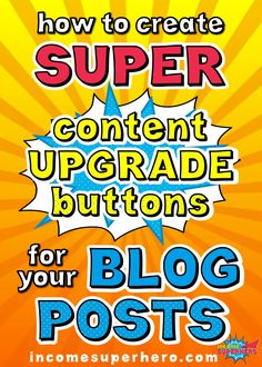 Adding content upgrades to your blog posts is one of the best strategies you can use to grow your email list | Learn exactly how to create good-looking buttons for your blog posts to promote your content upgrades and gather more emails | Click here to find out how to do this for FREE Small Business Resources, Business Tips, Online Business, Marketing Website, Design Social, Becoming A Blogger, Build A Blog, Email List, Blog Tips