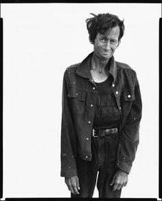 Richard Garber, drifter, Interstate 15, Provo Utah, August 20, 1980