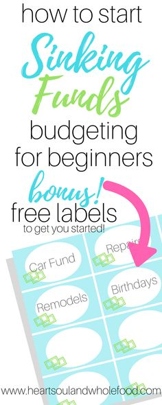 How to Make a Budget When You\u0027re Broke Pinterest Printable