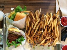 Shack Shack. Organic food.