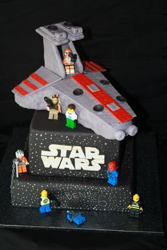 Lego Star Wars.