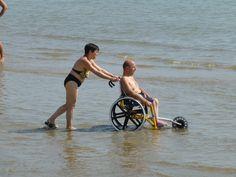 Disponiamo di strutture e attrezzature per facilitare l'accessibilità a tutti!