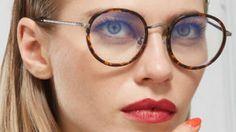 Gözlük+Seçiminde+Kararsız+Kalanlar+İçin+Yuvarlak+Optik+Gözlük+Modelleri