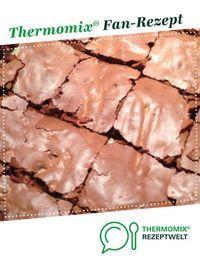 Walnussbrownies von Nicola23. Ein Thermomix ® Rezept aus der Kategorie Backen süß auf www.rezeptwelt.de, der Thermomix ® Community.