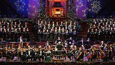 Carols from Kings college choir