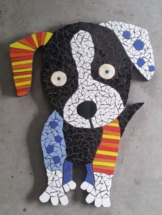Mosaic made by Creativity Wild Mosaics