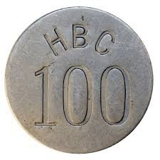 Hudson's Bay Co. Coin
