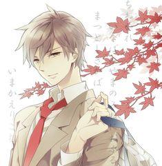 Artista: Shukichi Personaje: Anime, Mashima Taichi