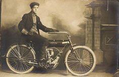 Old Indian brand bike