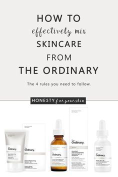 If you're into skincare in even the slightest, like the teeniest, tinniest bit, then you'll almost definitely have heard of the recently launched The Ordinary skincare. If you haven't, know this - it's a game changing skincare shakeup from the self-named 'abnormal beauty company' - DECIEM. Why is The Ordinary skincare range a shakeup? Because this is cosmeceutical skincare (skincare with concentrated active ingredients) at bargain basement prices. But there's one thing you'll need to know
