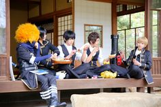MayuShie(まゆしい) Sougo Okita Cosplay Photo - Cure WorldCosplay