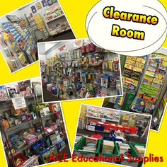 Our Clearance Room at the Davie location!